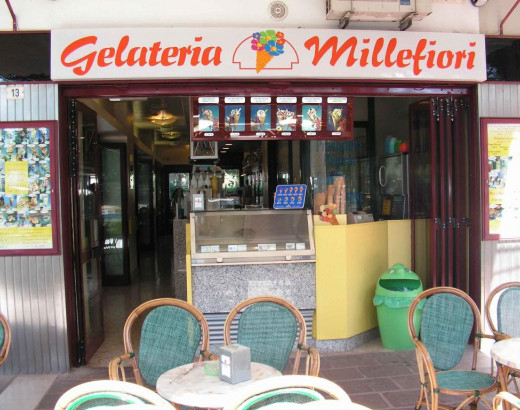 Gelateria Millefiori - business